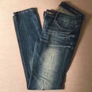 Blank NYC Skinny Jeans Size 25